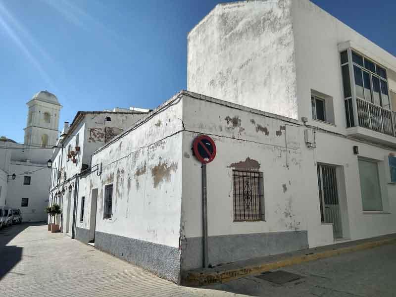 Vivienda en Calle Ancha, Conil