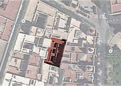 Edificio en Calle Fermín Salvochea (Cádiz)