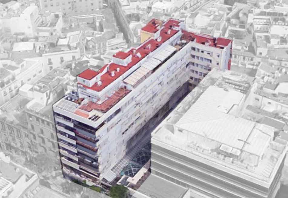 Informes arquitectura Sevilla